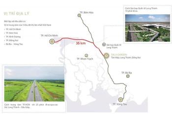 Bán đất sanh phần, nghĩa địa, nghĩa trang, hoa viên cao cấp Sala Garden, Long Thành, Đồng Nai