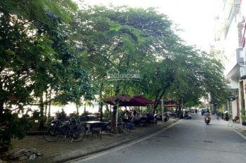 Bán nhà giá rẻ DT 132.5m2, MT 8m, nhà 4 tầng, trong ngõ 76 làng Yên Phụ, Tây Hồ, Hà Nội
