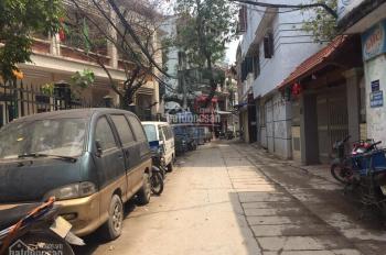 Bán nhà 3 tầng phố Mễ Trì Thượng, Hà Nội, kinh doanh tốt, diện tích 50m2, MT 4m2, 5,2 tỷ