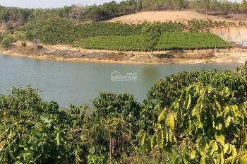 Nhà đất ven hồ Ninh Loan cực đẹp, cực mát, sẵn nhà cấp 4 DT 6500m2