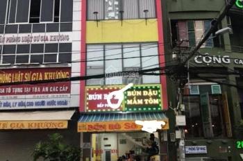 Cho thuê nhà mới MT đường Hoàng Việt, P. 4, Tân Bình 1T, 3L, 4x20m