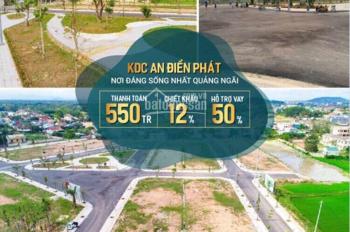 Chỉ cần bỏ 540 triệu (50%) đã sở hữu đất nền trung tâm thị trấn La Hà - Quảng Ngãi