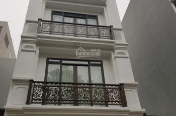 Bán nhà 5 tầng 45m2 đường Quang Trung - Ngô Thì Nhậm - Hà Đông. Full nội thất, gara ô tô, 5.2 tỷ