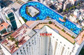 Bán gấp căn hộ Terra Royal Quận 3, diện tích 57.6m2 - Tầng đẹp, view siêu thoáng. 5.3 tỷ bao trọn