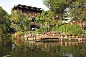 Trọn sổ 1432m2, đối diện Nhà bè Quận 7, gần cầu Cát Lái, mặt tiền Nguyễn Thị Minh Khai rộng 40m