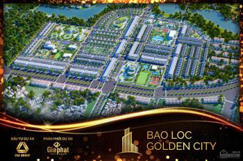 Đất nền Bảo Lộc Golden City, chiết khấu khủng mùa Covid lên đến 12%, ngân hàng cho vay 70%, LS 6,8%