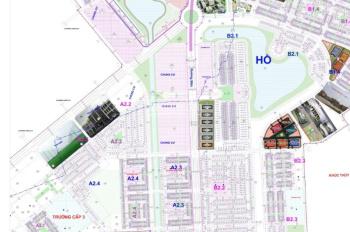 Tha thiết muốn bán lô đất liền kề B2.1 đường 17m view hồ