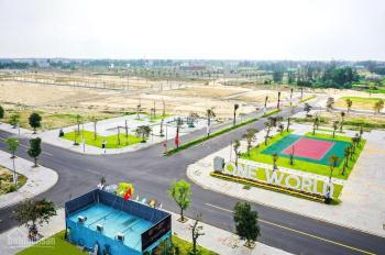 Bán đất nền biệt thự dự án One World Regency ven biển phía nam Đà Nẵng, giá ưu đãi chưa từng có