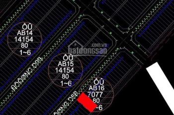 Bán đất Becamex GĐ2 3 lô liền nhau hai mặt tiền giá 660 triệu/nền