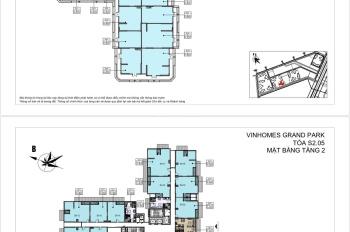 Bán Shophouse dự án Vinhome Grand Park Q9, giá góc từ CĐT, LH: 0947 146 635 để book căn đẹp nhất