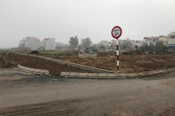 Đất sổ đỏ Phú Vinh, nhận đất kinh doanh, nhìn cầu vượt An Khánh, gần 50m, ô tô 4 làn xe. Đô thị lớn