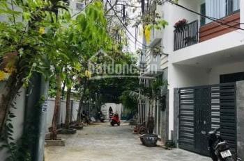 Bán nhà kiệt ô tô Xuân Đán 2 gần Trần Cao Vân, 2 mặt kiệt trước sau thông thoáng: 0973343779