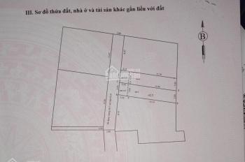 Bán mảnh 42m2 đất thổ cư Ngô Xuân Quảng - Gia Lâm - HN chỉ 1,35 tỷ