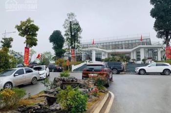 Làm việc trực tiếp chủ lô đất bán gấp đất biệt thự SL Phú Cát City, Hòa Lạc 220m2. LH 0986370899