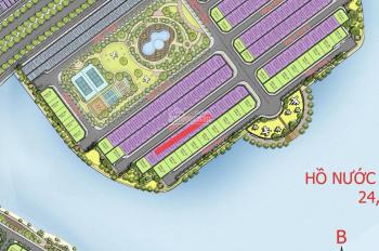 Biệt thự song lập Vinhomes Ocean Park Gia Lâm, siêu phẩm NT2 đảo nhỏ ven hồ điều hòa giá tốt nhất