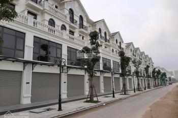 Bán shophouse Vinhomes Ocean Park dãy Ngọc Trai 06, giá rẻ nhất, mặt đường 52m sổ đỏ vĩnh viễn