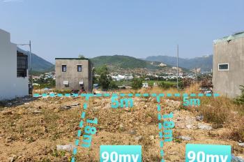 Bán đất ngay ngã 3 Phước Đồng giá chỉ 380 triệu/1 lô, dt 90m2, Nha Trang, Khánh Hòa
