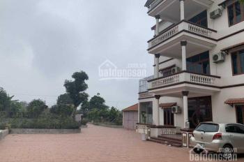 Bán đất Khu biệt thự vườn sinh thái Cẩm Đình - Hiệp Thuận view sông Đáy. Giá chỉ từ 3triệu/m2