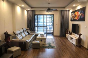 Bán căn hộ cao cấp Golden Palm, thiết kế 03PN, diện tích 134.8m2, full nội thất, ban công tây bắc