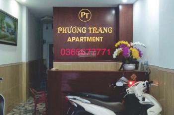Cho thuê căn hộ du lịch Apartment đường Hùng Vương, trung tâm TP Nha Trang