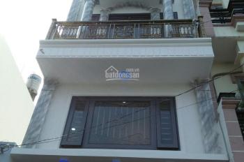 Bán nhà 1 trệt lửng 2 lầu 4x14m giá 4.1 tỷ, HXH đường Nguyễn Ảnh Thủ, P. HT, Q12. LH: 0933805479