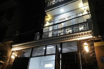 Bán nhà 1 trệt 2 lầu giá 3.95 tỷ (TL), đường 4m, Tân Chánh Hiệp 10, P. TCH, Q12 LH: 0933805479