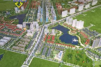 Cơ hội sở hữu lô đất liền kề Thanh Hà đường 46m đầu dự án khu B vị trí thương mại giá đầu tư