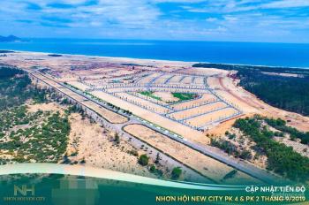 Chính chủ kẹt tiền bán gấp nền Liên kế PK4 Nhơn Hội New City, 1,5 tỷ, đã có sổ, LH 0932804617