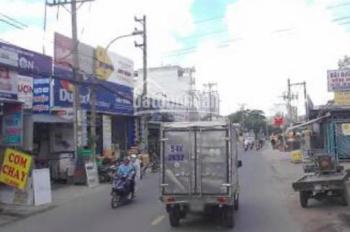 Bán nhà MTKD đường Bình Long, P. Phú Thạnh, DT 6m x 21m, NH 8m, 2 lầu. Giá 15.5 tỷ