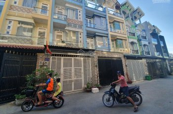 Bán nhà nhỏ xinh 2 lầu hẻm xe tải Bình Long gần Aeon Tân Phú