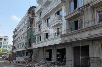 Bán nhà xây thô cột 3 khu đô thị MKL đối diện trường chuyên