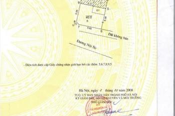 Chính chủ cần bán lô góc 40m2 đường Nguyễn Văn Linh, Phường Sài Đồng, Long Biên, HN