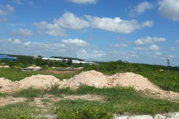 Bán đất liền kề KCN Becamex 520tr/nền, 100m2 thổ cư, SHR. LH: 0902403433
