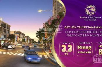 Chỉ 1 tỷ nhận ngay nền đất đẹp trung tâm Bình Tân tp.HCM và nhiều chính sách cực tốt cho khách hàng
