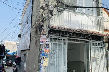 Bán nhà hẻm Lê Văn Khương, quận 12, DT 29.2m2, hướng Nam. LH: 0903372086