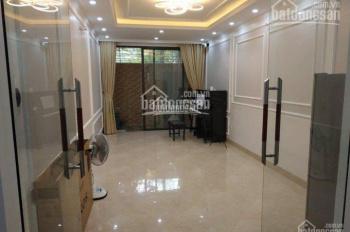 Cho thuê nhà phân lô Hoàng Hoa Thám - gần Vĩnh Phúc. Nhà 100m2 xây 70m2*3,5T tiện ở & KD BH online