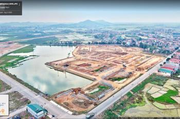 Chuẩn bị mở bán chính thức khu dự án khu dân cư thương mại chợ mới TT. Bích Động, Huyện Việt Yên