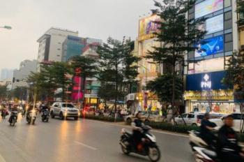 Bán nhà mặt phố Giảng Võ khu vip - TT Q Ba Đình DT 56m2, mt 4m x 5 tầng thang máy