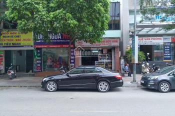 Bán căn nhà 3 tầng mặt phố Nguyễn Sơn, DT 94m2, mặt tiền 4.7m, hướng TN, kinh doanh đỉnh, giá 16 tỷ