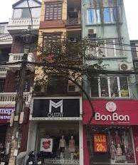 Nhà mặt tiền đường Bà Hạt - Nguyễn Tiểu La, Quận 10, DTSD: 180m2, 5 lầu, chỉ 11.6 tỷ