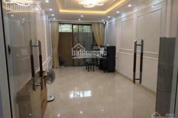 Cho thuê nhà phân lô Đội Cấn - gần Linh Lang. Nhà xây 54m2*3,5T xe ba gác vào thoải mái, thiết kế