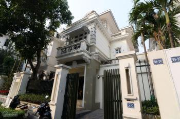 Cho thuê biệt thự khu D, Ciputra Hà Nội, 5 phòng ngủ, đủ đồ, giá 44,522 triệu/tháng