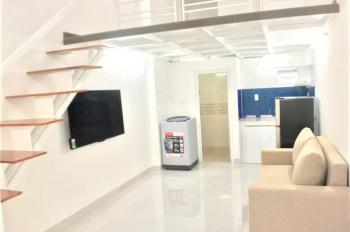 Phòng mini 35m2, 1 phòng ngủ riêng, đầy đủ nội thất gần BigC, KCX Tân Thuận, Phú Mỹ Hưng, Quận 7