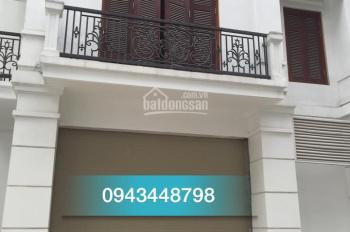 Cho thuê liền kề 71m2, 4 tầng 1 tum, mặt tiền 5.5m, cạnh chung cư và trường học, 90 Nguyễn Tuân
