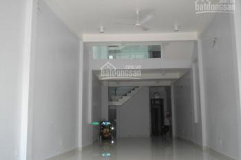Cho thuê nhà mặt tiền đường Lý Thường Kiệt, P. 7, Q. 10, DT: 162m2