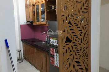 Bán căn hộ 63m2 tòa 18T Golden An Khánh, ban công Đông Nam, điều hòa, tủ bếp, sàn gỗ, giá 1,14 tỷ