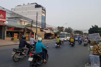 Bán 2 mặt tiền trước sau đường Bùi Văn Hòam (hướng Tây Nam - Đông Bắc), LH 0911 942 666