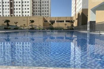 Căn hộ 2PN, tầng thấp của Topaz City quận 8, phòng rộng và thoáng, view hồ bơi. LH 0947246273