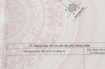 Bán nhà 4 tầng chỉ 2.5 tỷ tại Vũ Xuân Thiều - Sài Đồng