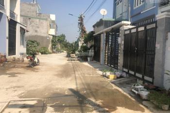 Bán nhà mới xây dựng, đường nhựa 8m Quận 12 - 200m ra đường chính, cách cầu Phú Long 800m